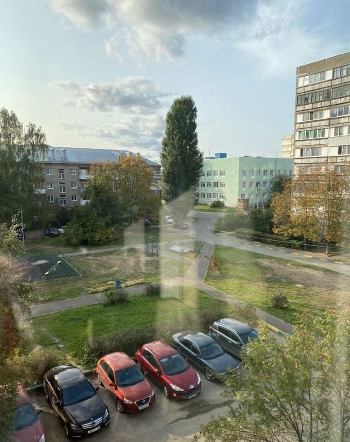 Продажа однокомнатной квартиры рабочий посёлок Тучково, цена 2400000 рублей, 2021 год объявление №505022 на megabaz.ru