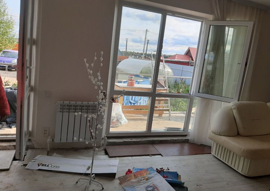 Продажа дома деревня Назарьево, Лазурная улица 19, цена 4500000 рублей, 2021 год объявление №505112 на megabaz.ru