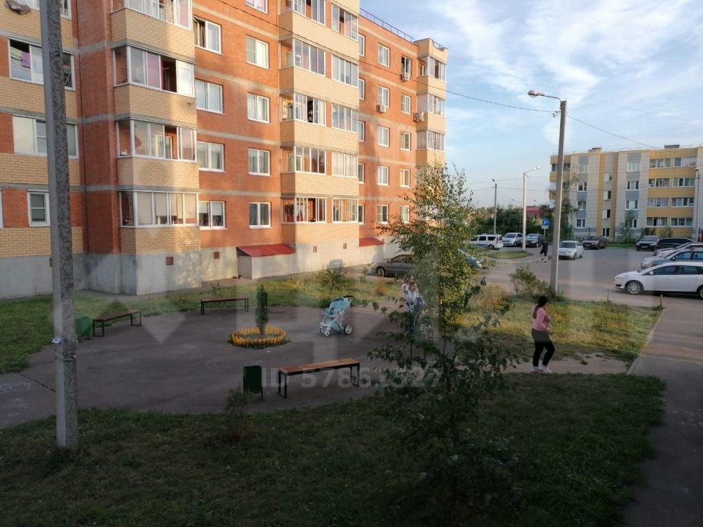 Продажа однокомнатной квартиры деревня Марусино, Заречная улица 33к8, цена 3333000 рублей, 2020 год объявление №505125 на megabaz.ru