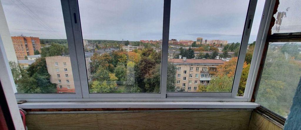 Продажа однокомнатной квартиры Фрязино, Московская улица 1Б, цена 2400000 рублей, 2020 год объявление №505425 на megabaz.ru
