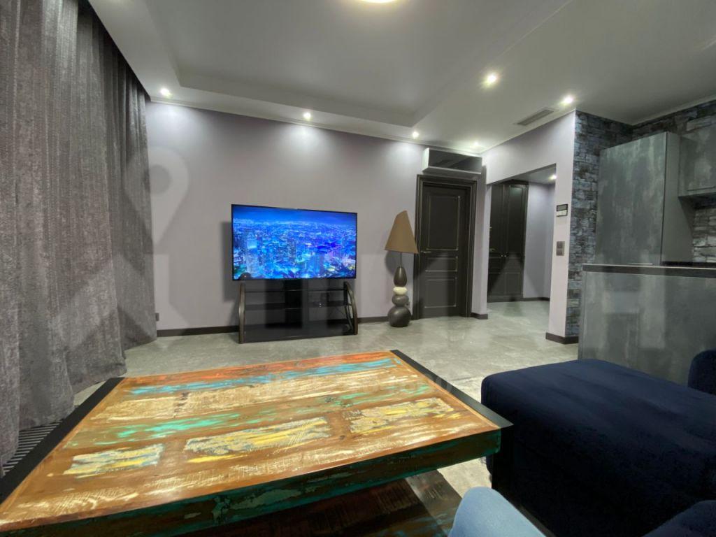 Продажа двухкомнатной квартиры Москва, метро Маяковская, Большая Садовая улица 5к1, цена 42700000 рублей, 2020 год объявление №498683 на megabaz.ru