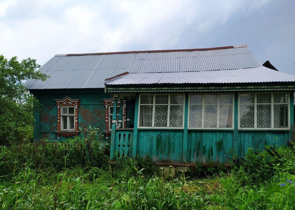 Продажа дома рабочий посёлок Малино, улица 1 Мая 43, цена 2200000 рублей, 2021 год объявление №484007 на megabaz.ru