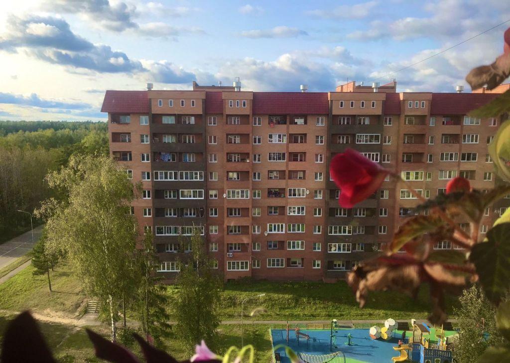 Продажа трёхкомнатной квартиры Черноголовка, Коммунальная улица 3, цена 4500000 рублей, 2020 год объявление №505391 на megabaz.ru