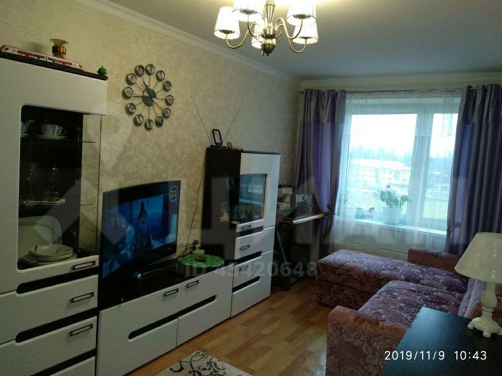 Продажа однокомнатной квартиры деревня Клементьево, Юбилейная улица 22, цена 2600000 рублей, 2021 год объявление №505294 на megabaz.ru