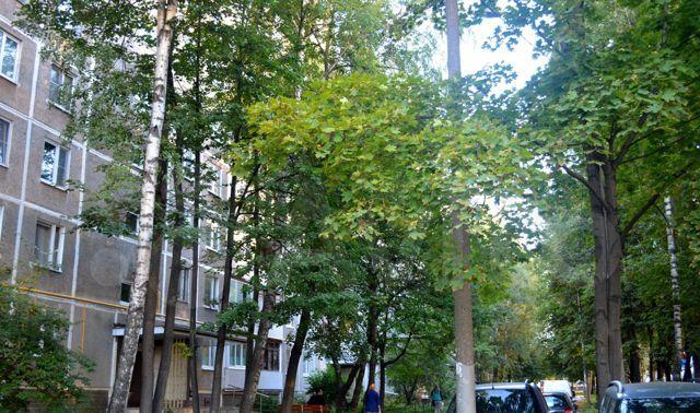 Продажа трёхкомнатной квартиры Москва, метро Южная, Кировоградская улица 10к2, цена 12600000 рублей, 2021 год объявление №446821 на megabaz.ru
