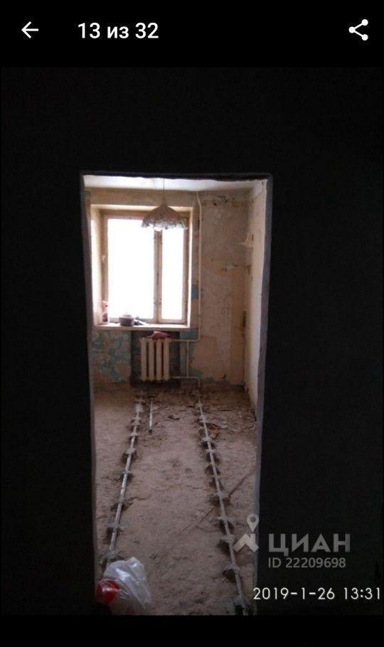 Продажа двухкомнатной квартиры рабочий посёлок Тучково, улица Партизан 33, цена 3000000 рублей, 2021 год объявление №505409 на megabaz.ru