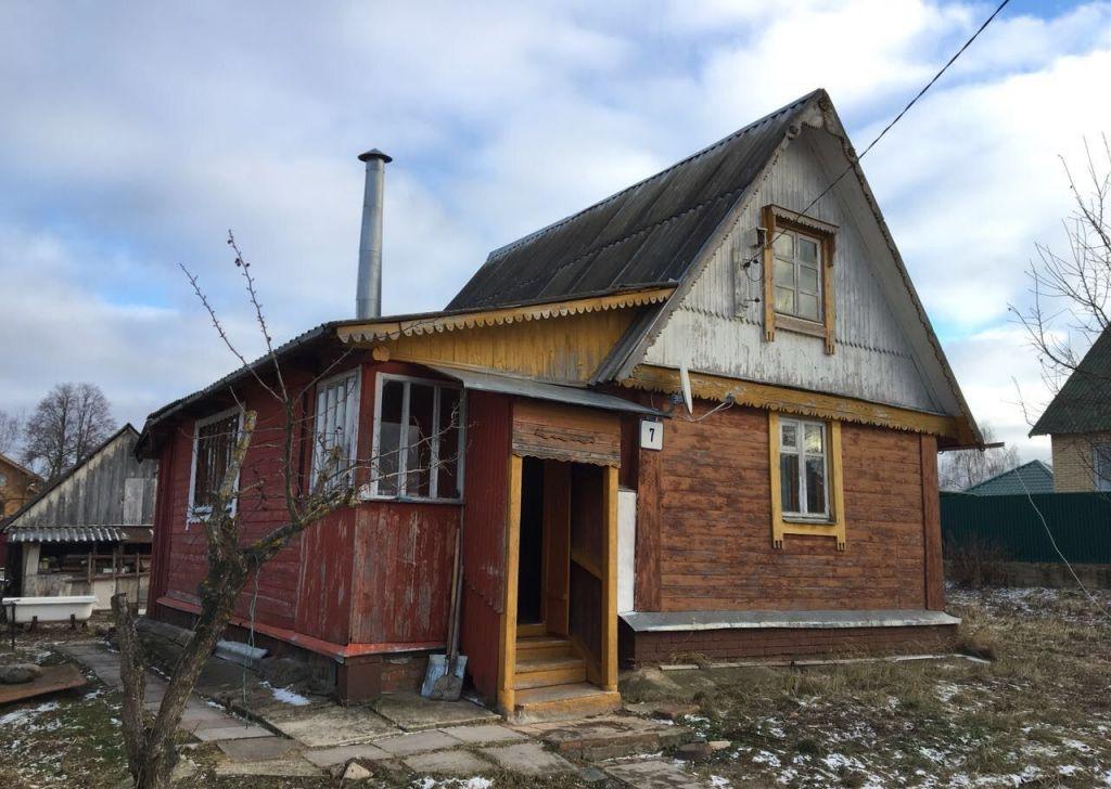 Продажа дома Волоколамск, Озёрная улица 7, цена 2900000 рублей, 2020 год объявление №505707 на megabaz.ru