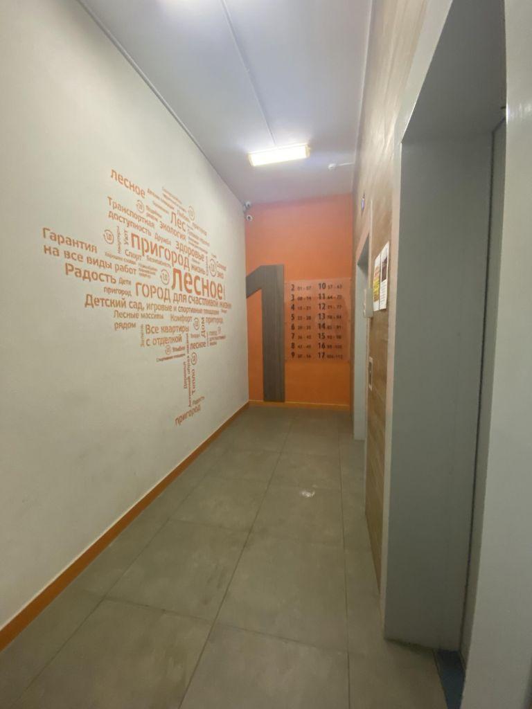 Продажа однокомнатной квартиры деревня Мисайлово, Литературный бульвар 3, цена 4500000 рублей, 2020 год объявление №505714 на megabaz.ru