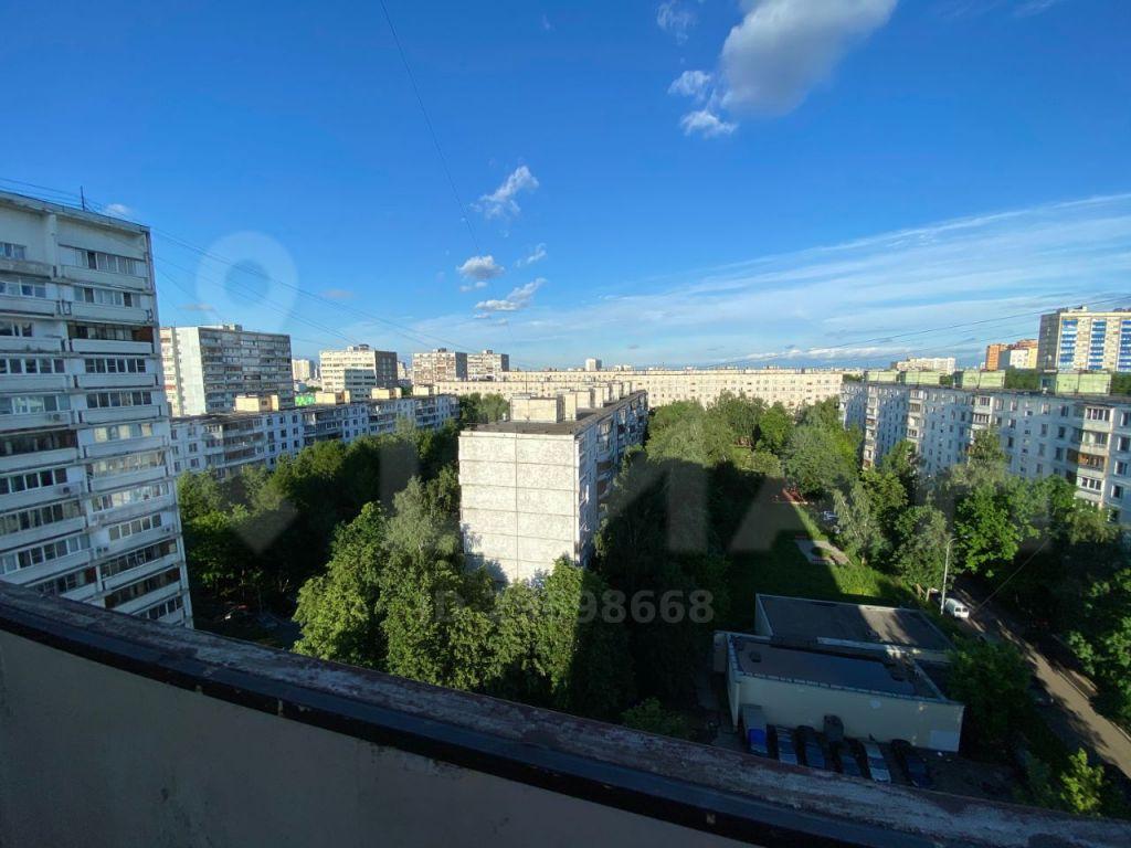 Продажа однокомнатной квартиры Москва, метро Южная, Днепропетровская улица 21, цена 7150000 рублей, 2021 год объявление №422962 на megabaz.ru
