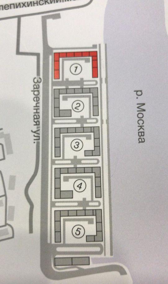 Продажа однокомнатной квартиры Москва, метро Фили, цена 11250000 рублей, 2021 год объявление №355492 на megabaz.ru