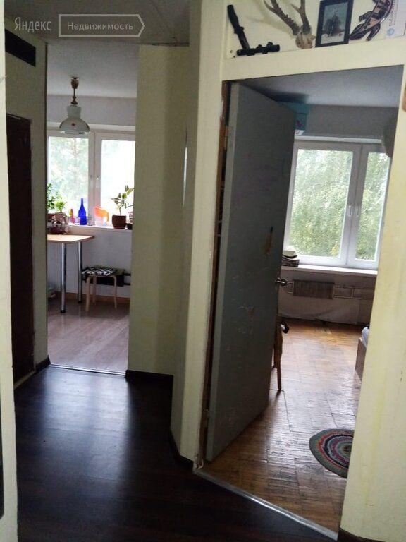 Продажа двухкомнатной квартиры Москва, метро Пятницкое шоссе, цена 4800000 рублей, 2020 год объявление №506083 на megabaz.ru