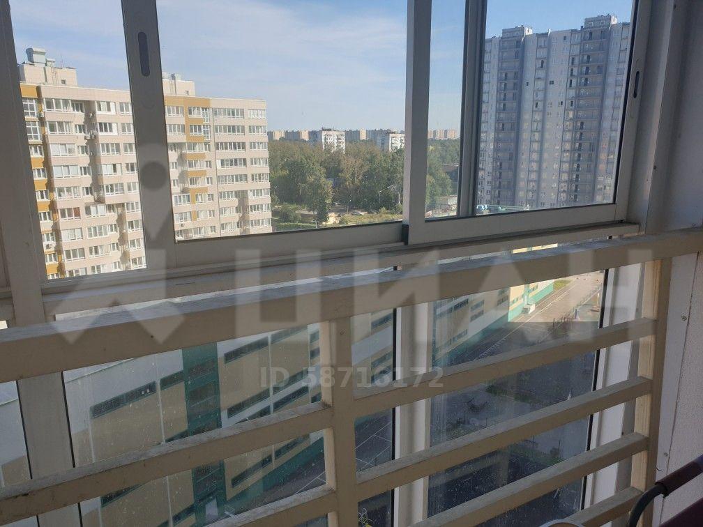 Продажа однокомнатной квартиры Мытищи, метро Медведково, Стрелковая улица 6, цена 5300000 рублей, 2020 год объявление №505172 на megabaz.ru