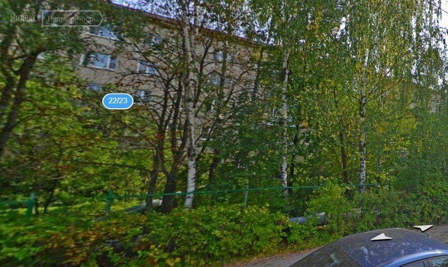 Продажа трёхкомнатной квартиры рабочий посёлок Селятино, Больничная улица 22/23, цена 5000000 рублей, 2021 год объявление №506082 на megabaz.ru