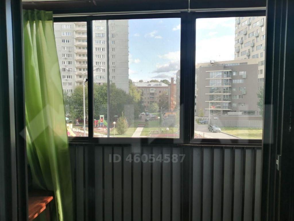Аренда однокомнатной квартиры Москва, метро Бабушкинская, улица Коминтерна 12, цена 35000 рублей, 2020 год объявление №1221084 на megabaz.ru