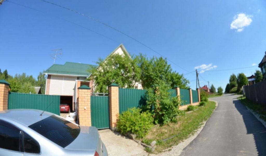Продажа дома деревня Бородино, Полярная улица 5, цена 970000 рублей, 2021 год объявление №506151 на megabaz.ru