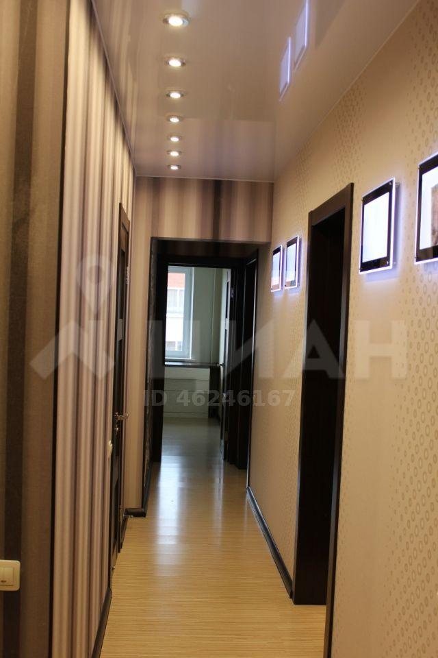 Продажа трёхкомнатной квартиры Ногинск, метро Курская, улица Декабристов 1В, цена 7490000 рублей, 2021 год объявление №494005 на megabaz.ru