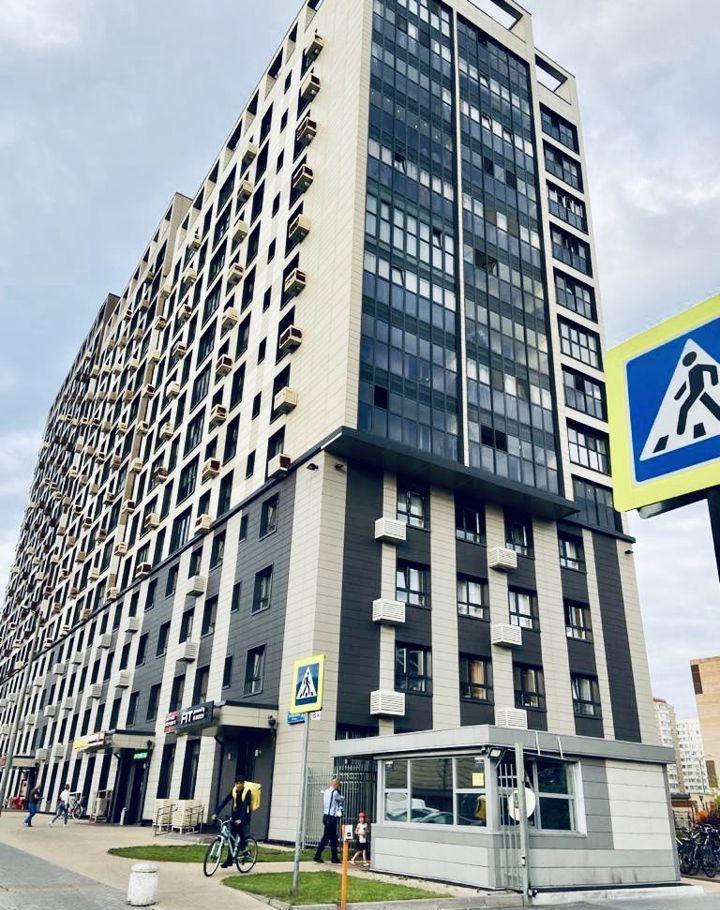 Продажа студии Мытищи, улица Колпакова 41, цена 5600000 рублей, 2020 год объявление №506135 на megabaz.ru