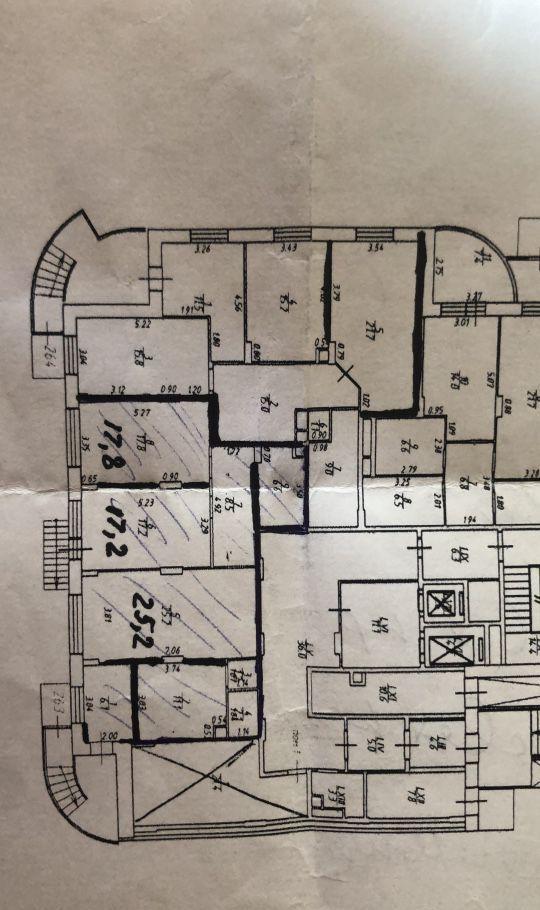 Продажа трёхкомнатной квартиры поселок совхоза имени Ленина, цена 13800000 рублей, 2021 год объявление №396616 на megabaz.ru