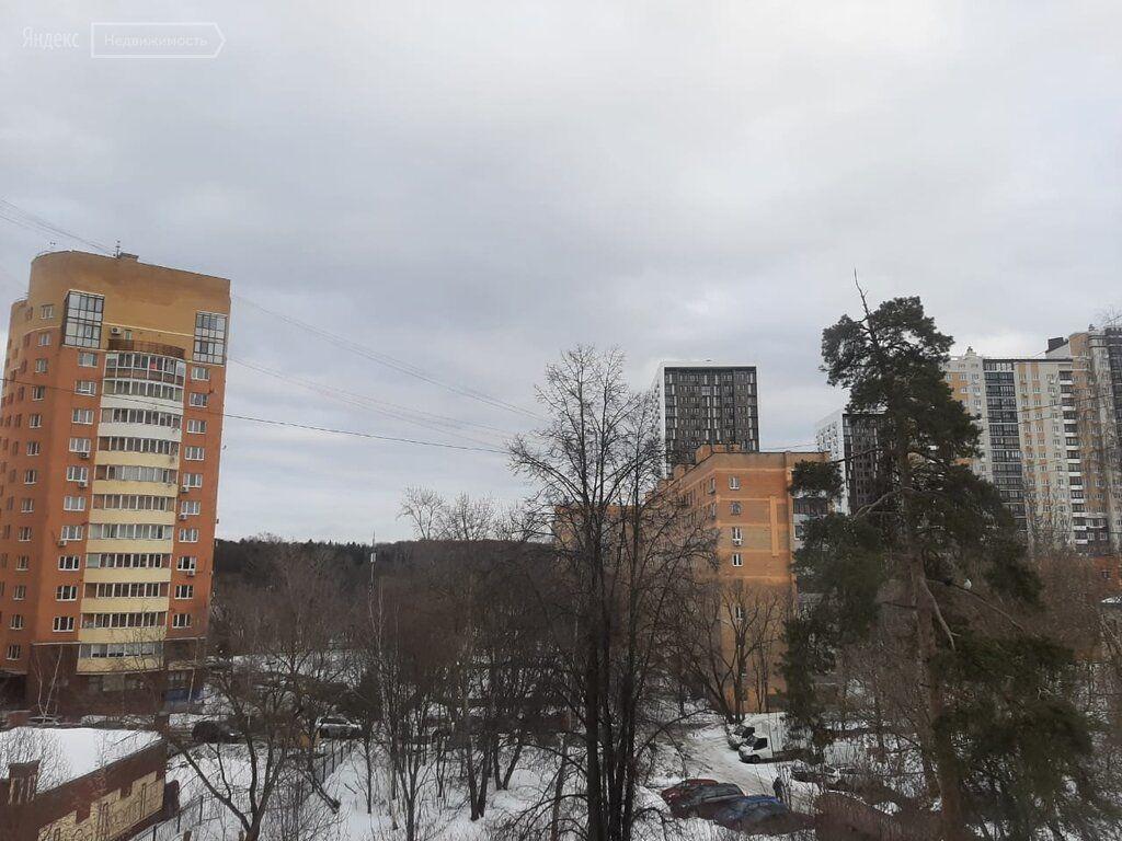 Продажа двухкомнатной квартиры Пушкино, метро Бабушкинская, улица Некрасова 16А, цена 5300000 рублей, 2021 год объявление №579899 на megabaz.ru