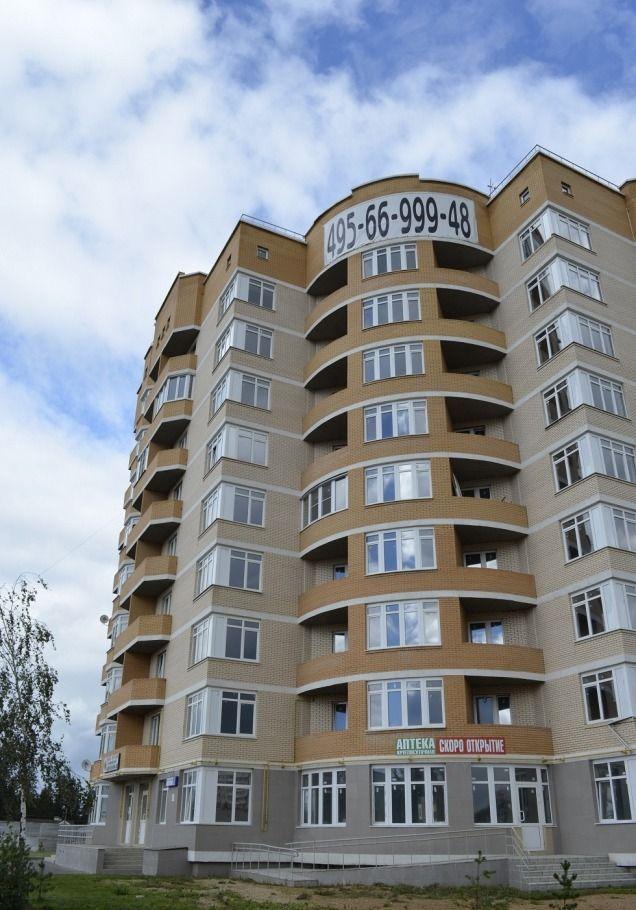 Продажа трёхкомнатной квартиры рабочий посёлок Тучково, Москворецкая улица вл2к3, цена 4500000 рублей, 2021 год объявление №527377 на megabaz.ru