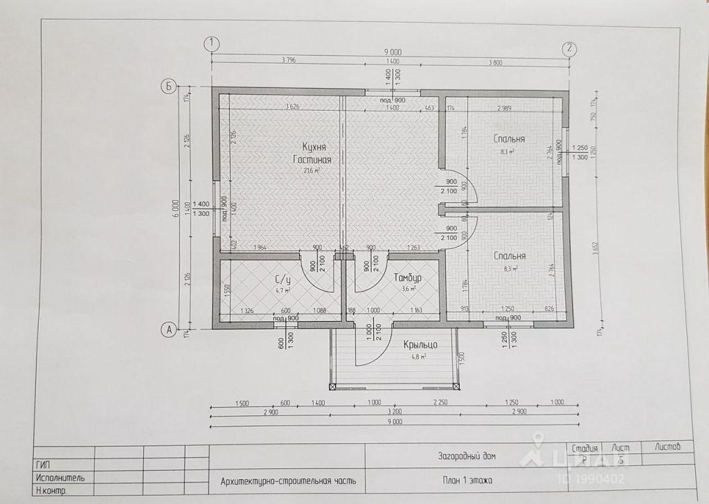 Продажа дома поселок Мещерино, цена 5300000 рублей, 2021 год объявление №420194 на megabaz.ru