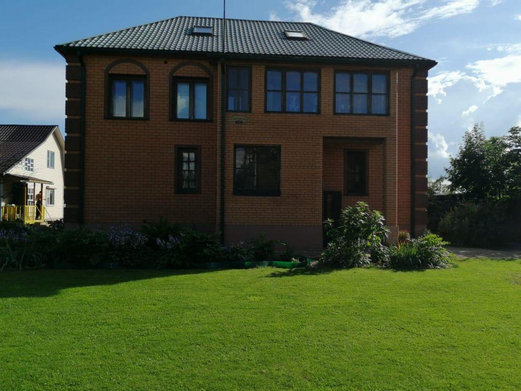 Продажа дома село Покровское, цена 19000000 рублей, 2021 год объявление №428219 на megabaz.ru