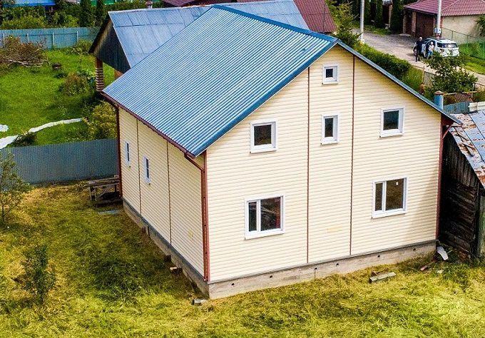 Продажа дома деревня Новое, улица Мира, цена 4900000 рублей, 2021 год объявление №506695 на megabaz.ru