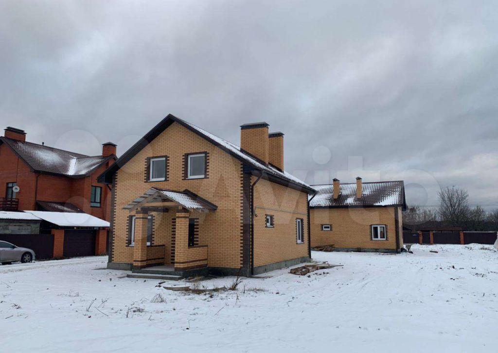 Продажа дома село Константиново, Берёзовая улица, цена 4800000 рублей, 2021 год объявление №605485 на megabaz.ru