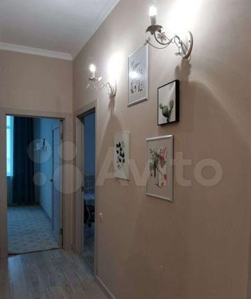 Аренда двухкомнатной квартиры деревня Аристово, цена 31000 рублей, 2021 год объявление №1275651 на megabaz.ru