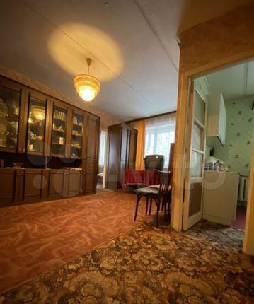 Продажа двухкомнатной квартиры деревня Тимоново, Подмосковная улица 4, цена 3500000 рублей, 2021 год объявление №554477 на megabaz.ru