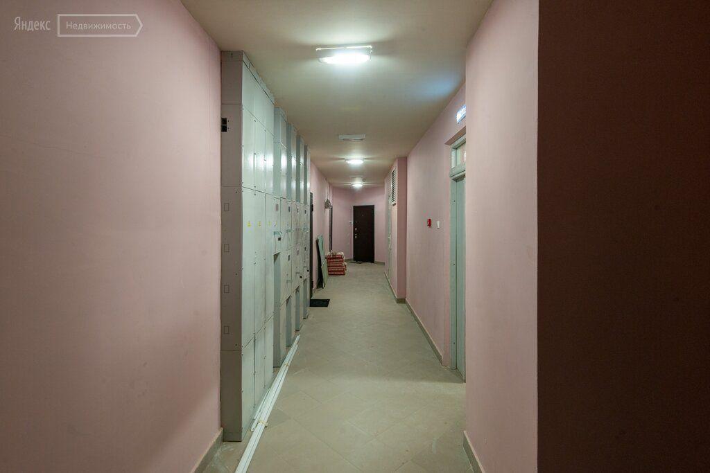 Продажа однокомнатной квартиры дачный посёлок Лесной Городок, цена 6390000 рублей, 2021 год объявление №571079 на megabaz.ru
