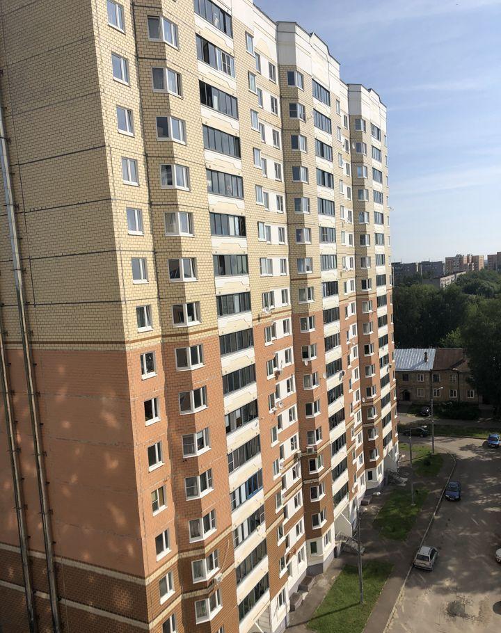 Продажа двухкомнатной квартиры Павловский Посад, цена 2700000 рублей, 2020 год объявление №507000 на megabaz.ru