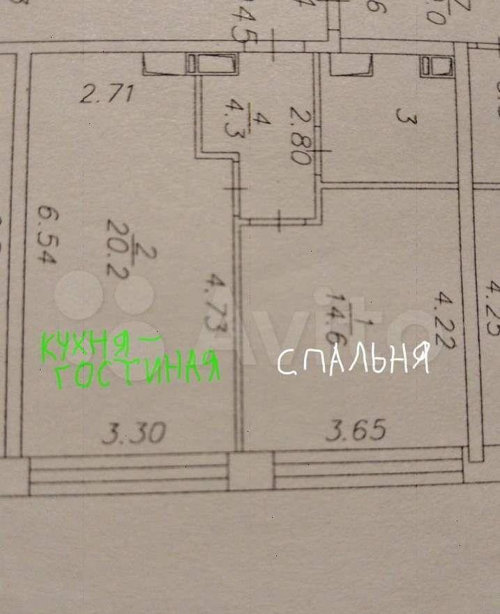 Продажа двухкомнатной квартиры Москва, метро Марьино, Донецкая улица 30к2, цена 6240000 рублей, 2020 год объявление №509493 на megabaz.ru
