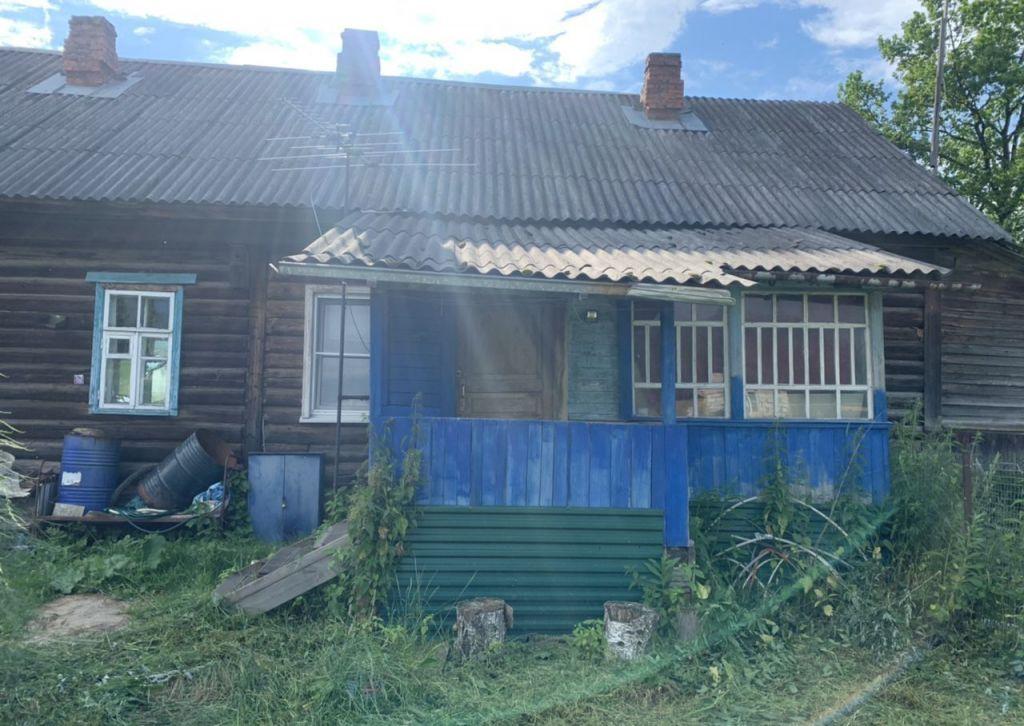 Продажа дома поселок Глебовский, Октябрьская улица 65, цена 1600000 рублей, 2021 год объявление №446097 на megabaz.ru