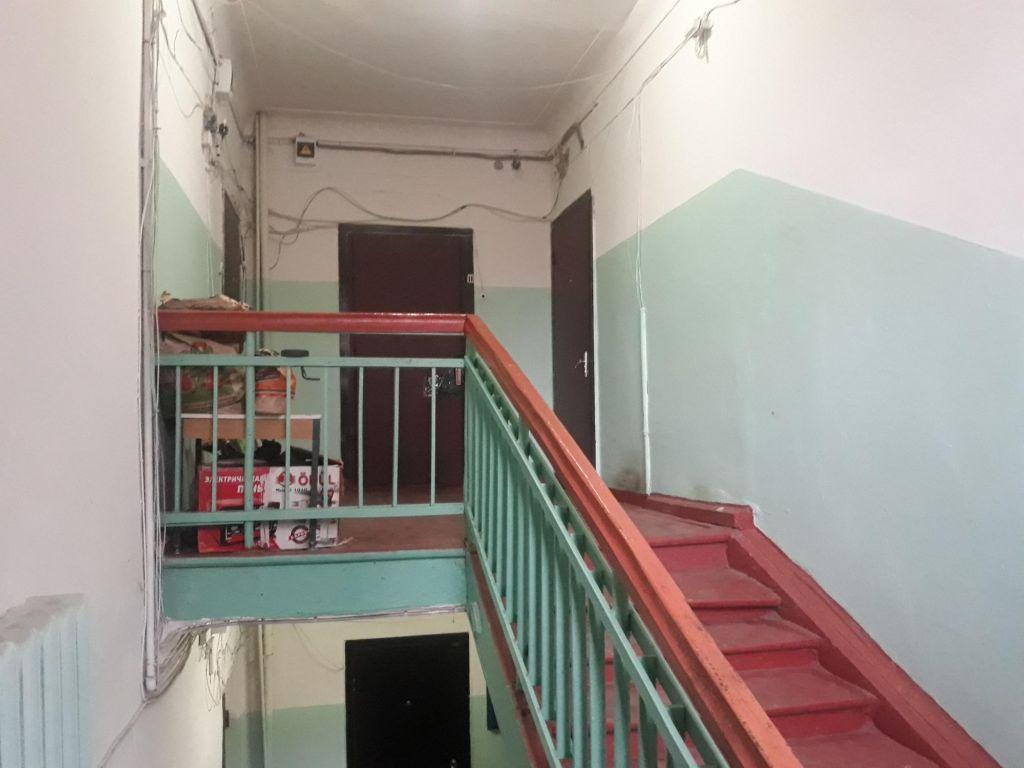 Продажа двухкомнатной квартиры Серпухов, Борисовское шоссе 22, цена 2100000 рублей, 2020 год объявление №507318 на megabaz.ru