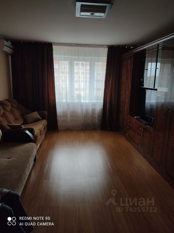 Аренда однокомнатной квартиры Бронницы, цена 21000 рублей, 2021 год объявление №1401547 на megabaz.ru