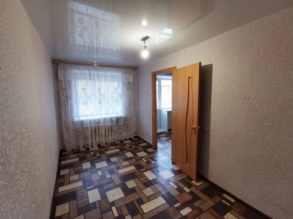 Продажа двухкомнатной квартиры Рошаль, улица Свердлова 19/28, цена 1299000 рублей, 2020 год объявление №507290 на megabaz.ru