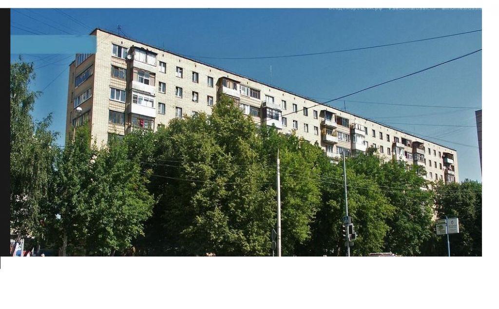Продажа трёхкомнатной квартиры Серпухов, улица Ворошилова 111, цена 2990000 рублей, 2020 год объявление №507334 на megabaz.ru