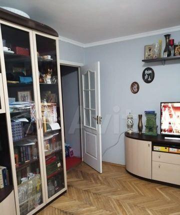 Продажа двухкомнатной квартиры Москва, метро Кузьминки, улица Шумилова 1/23к1, цена 7850000 рублей, 2021 год объявление №548324 на megabaz.ru