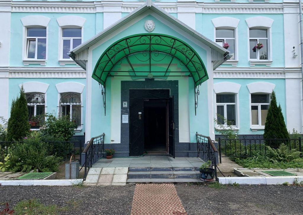 Продажа однокомнатной квартиры Серпухов, улица Крюкова 4, цена 1550000 рублей, 2020 год объявление №507312 на megabaz.ru