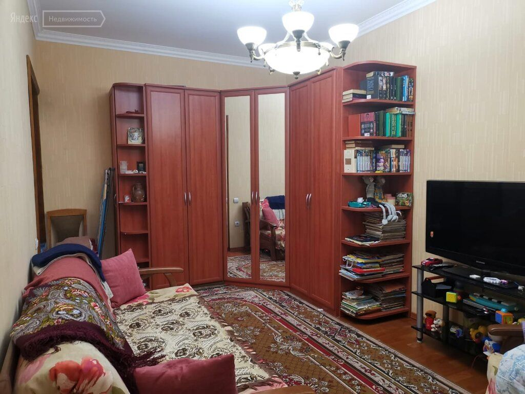 Продажа трёхкомнатной квартиры Серпухов, Целинная улица 27, цена 4700000 рублей, 2020 год объявление №507613 на megabaz.ru
