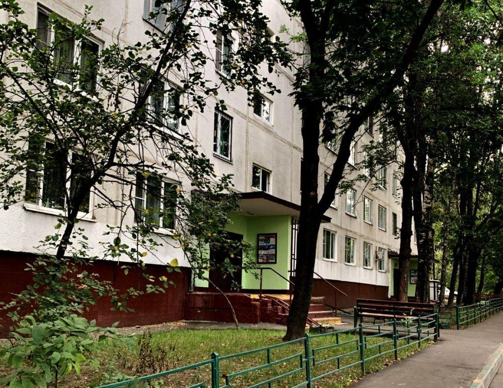 Продажа студии Москва, метро Бибирево, улица Конёнкова 12, цена 2250000 рублей, 2020 год объявление №507618 на megabaz.ru