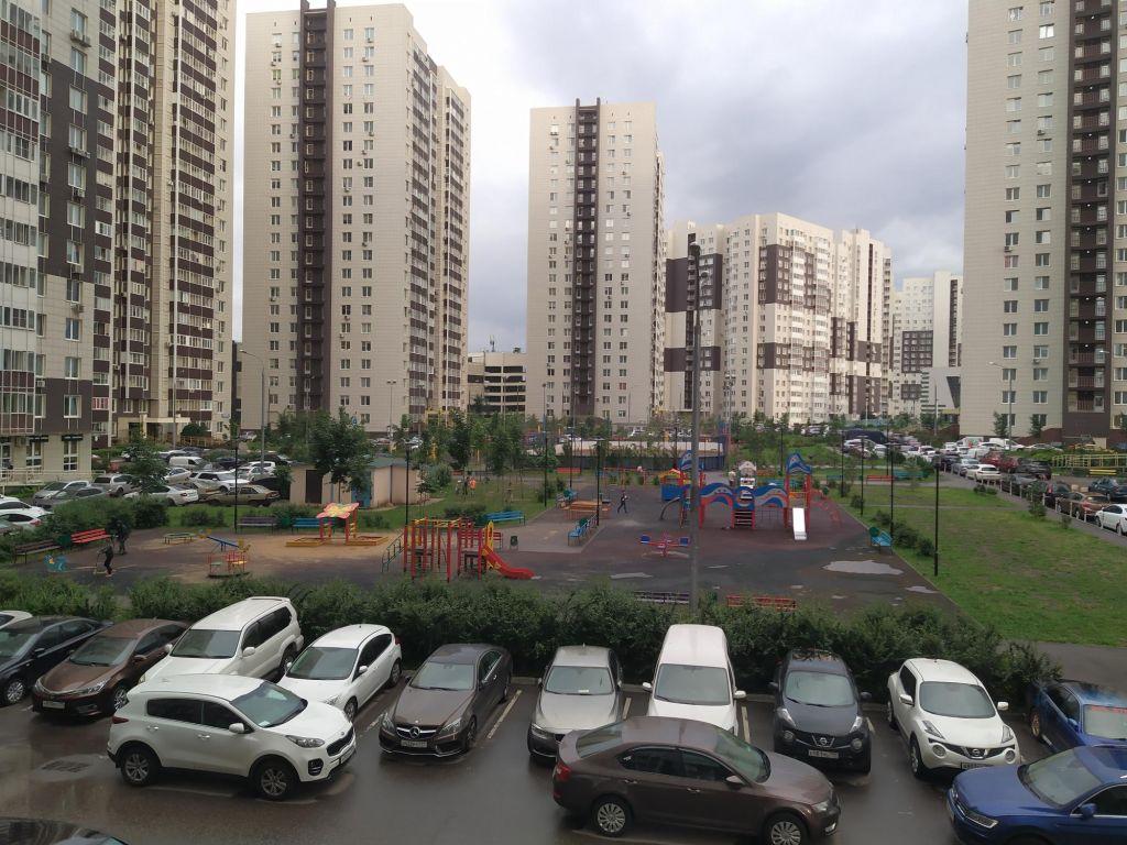 Аренда однокомнатной квартиры деревня Одинцово, цена 28000 рублей, 2021 год объявление №1188765 на megabaz.ru