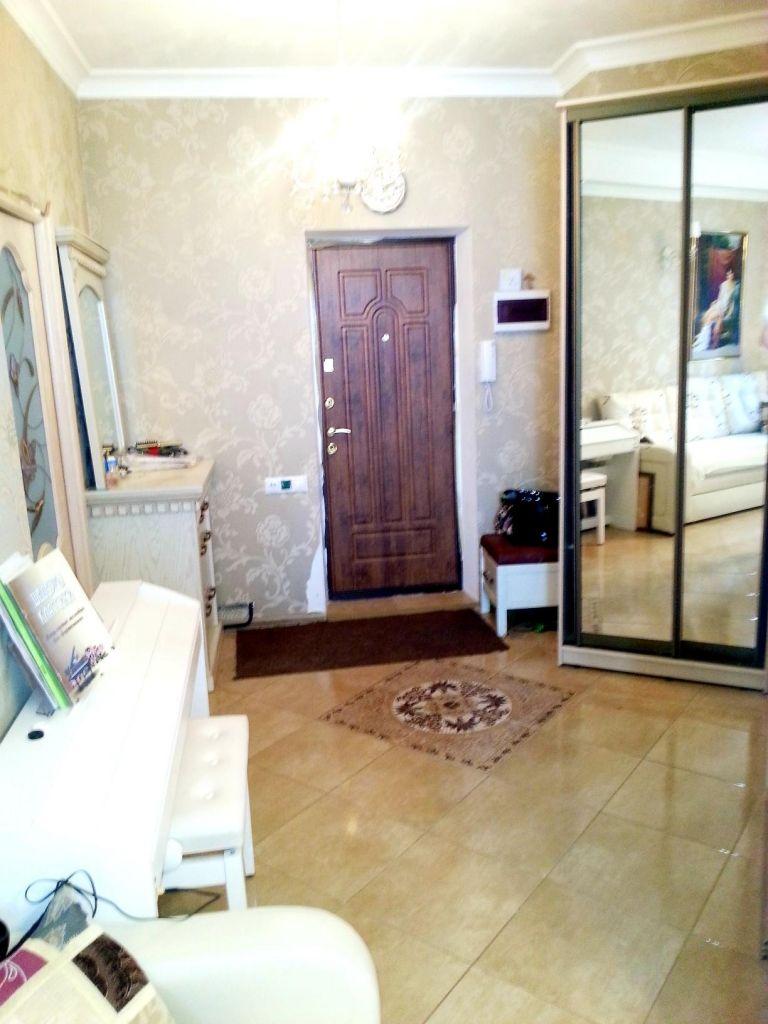 Продажа однокомнатной квартиры поселок Аничково, цена 3500000 рублей, 2020 год объявление №507786 на megabaz.ru