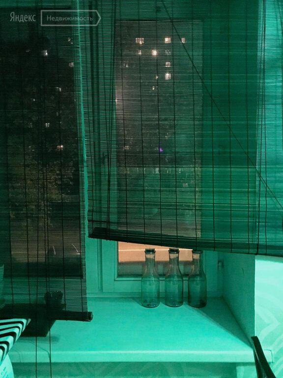Продажа однокомнатной квартиры Москва, метро Коломенская, Затонная улица 7к1, цена 8400000 рублей, 2020 год объявление №526577 на megabaz.ru