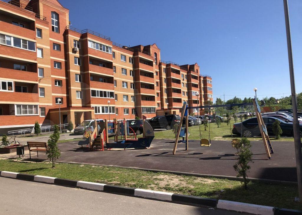 Продажа двухкомнатной квартиры деревня Большие Жеребцы, цена 3850000 рублей, 2021 год объявление №650521 на megabaz.ru