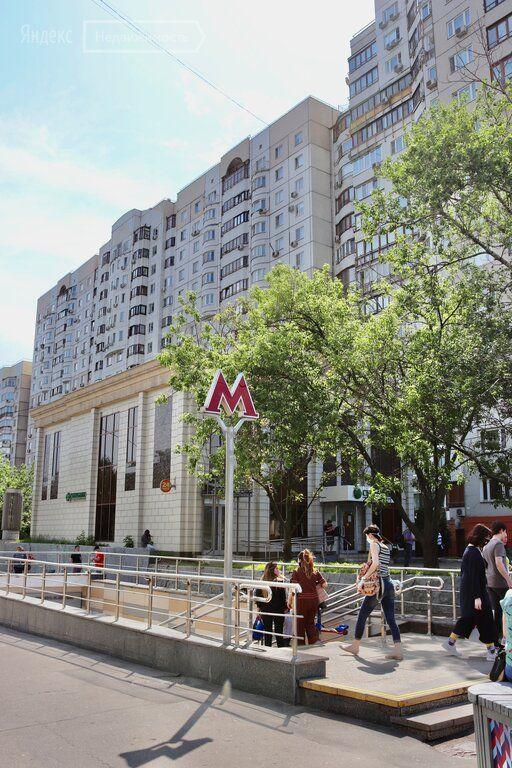Продажа студии Москва, метро Севастопольская, Азовская улица 24к2, цена 6990000 рублей, 2020 год объявление №419973 на megabaz.ru