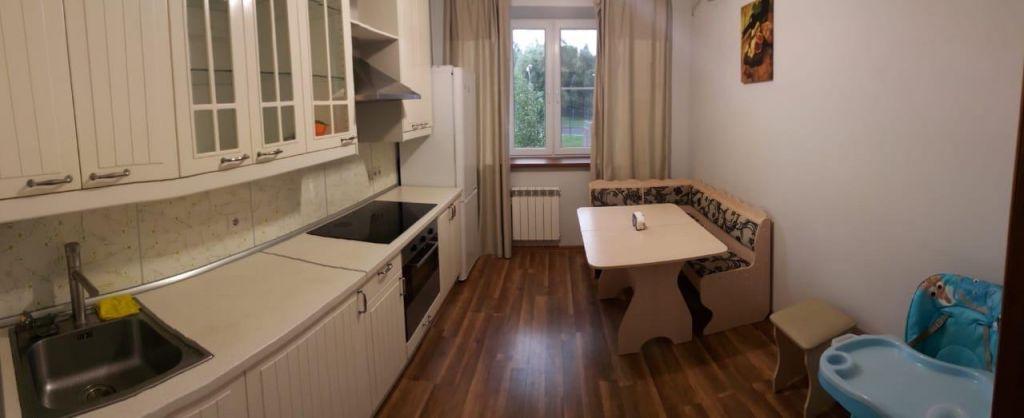 Аренда двухкомнатной квартиры поселок Аничково, цена 20000 рублей, 2021 год объявление №1164894 на megabaz.ru