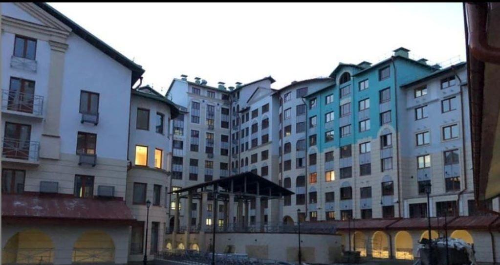 Продажа однокомнатной квартиры поселок Развилка, метро Красногвардейская, Римский проезд 1, цена 7500000 рублей, 2020 год объявление №407547 на megabaz.ru