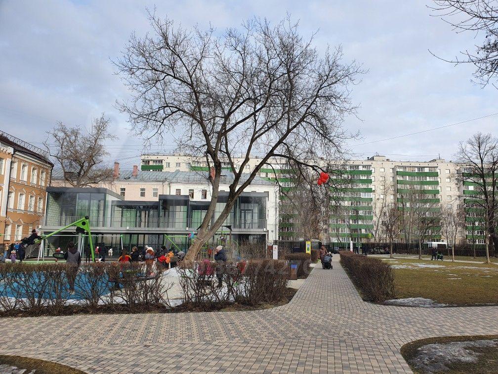 Продажа трёхкомнатной квартиры Москва, метро Марксистская, Большой Факельный переулок 3, цена 16800000 рублей, 2020 год объявление №350410 на megabaz.ru